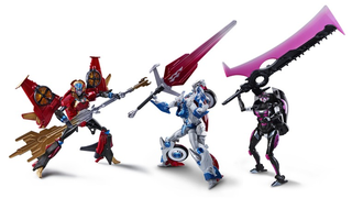 Illustration for article titled The All-Female TransformersTeam Is Coming To Your Toy Shelf, Too