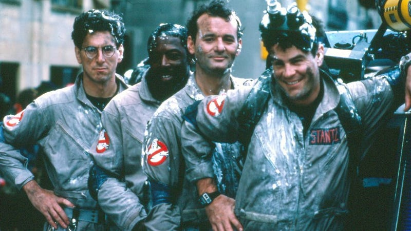 Illustration for article titled The Rise and Fall of Ghostbusters 3