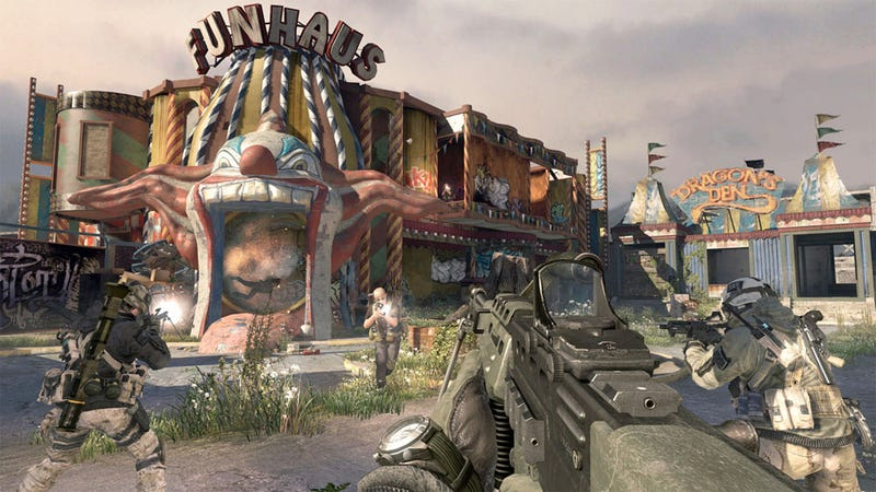 Illustration for article titled Call of Duty's Pay To Play Rumors Squashed By Treyarch, Infinity Ward