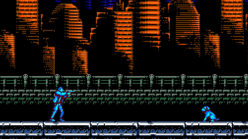 Illustration for article titled Fan Makes NES John Wick Game And It's Really Hard
