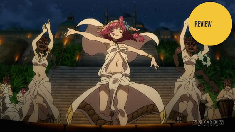 Magi's Second Half Starts Weak But Ends Strong