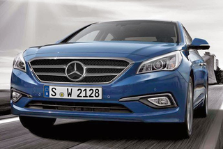 Illustration for article titled 2015 Mercedes E Class