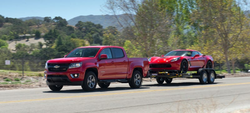 2016 Chevy Colorado Diesel All The Right Sounds And Damn Good Numbers