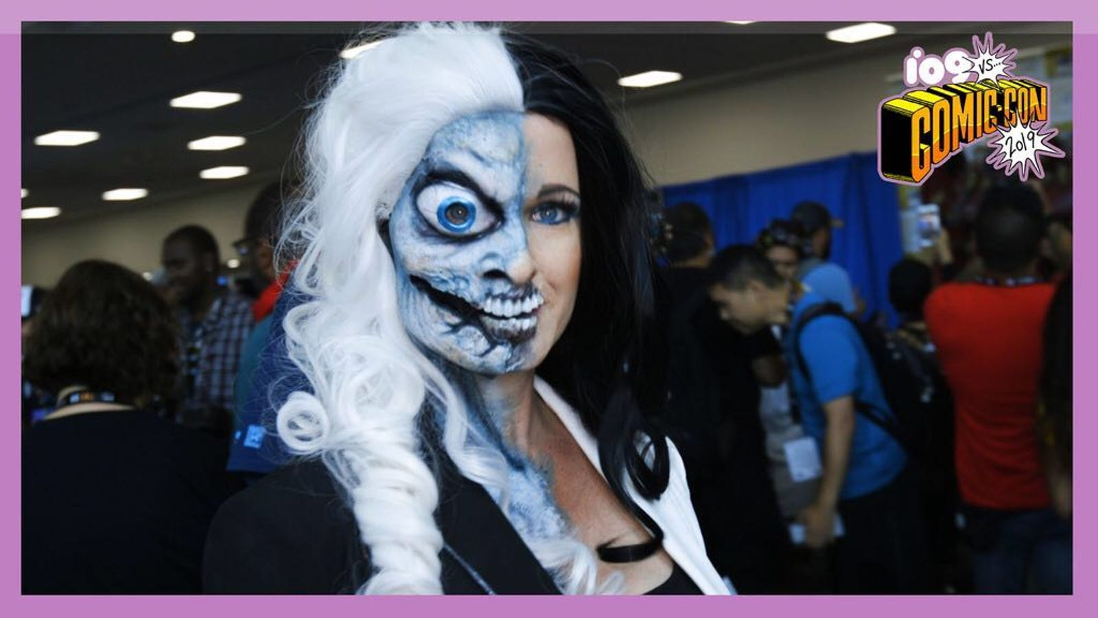 All the Marvelous Cosplay We Spotted at San Diego Comic-Con 2019, Day 2