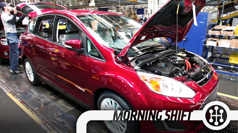 Illustration for article titled Ford Admits EPA Fuel Economy Of C-Max Is 40 MPG, Not 47 MPG