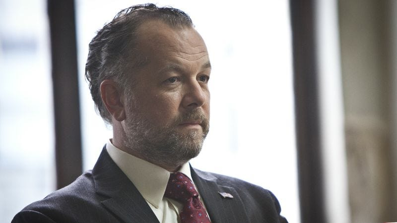 Illustration for article titled Low Winter Sun and Breaking Bad's David Costabile wants to be a Pixar monkey