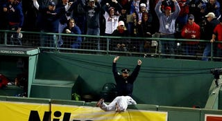 Illustration for article titled Famous Boston Bullpen Cop Gets His Own Bobblehead