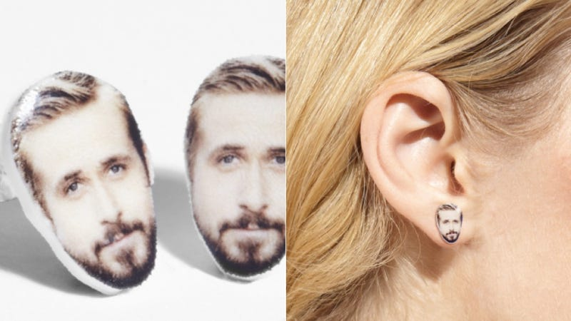 Illustration for article titled Let Ryan Gosling Whisper Sweet Nothings Into Your Ears