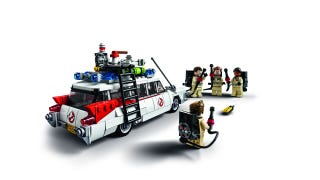 Illustration for article titled Official Ghostbusters LEGO Was Worth Waiting 30 Years