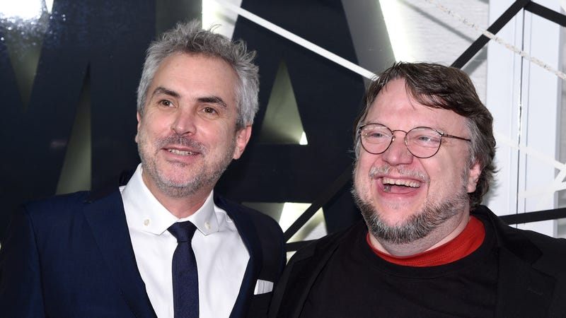 Illustration for article titled Guillermo del Toro yelled at Alfonso Cuarón for disrespecting theHarry Potter series