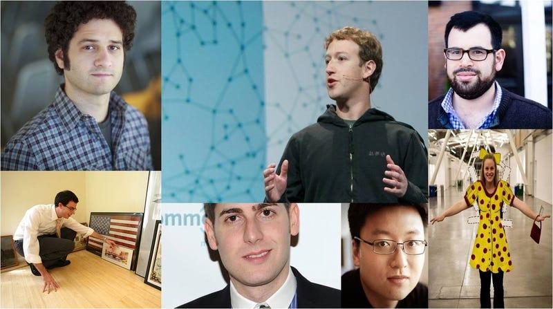 Illustration for article titled Facebook cumple hoy 9 años: estos fueron sus 25 primeros usuarios