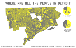 Illustration for article titled Detroit is Not a 'Blank Slate' – These Maps Prove It