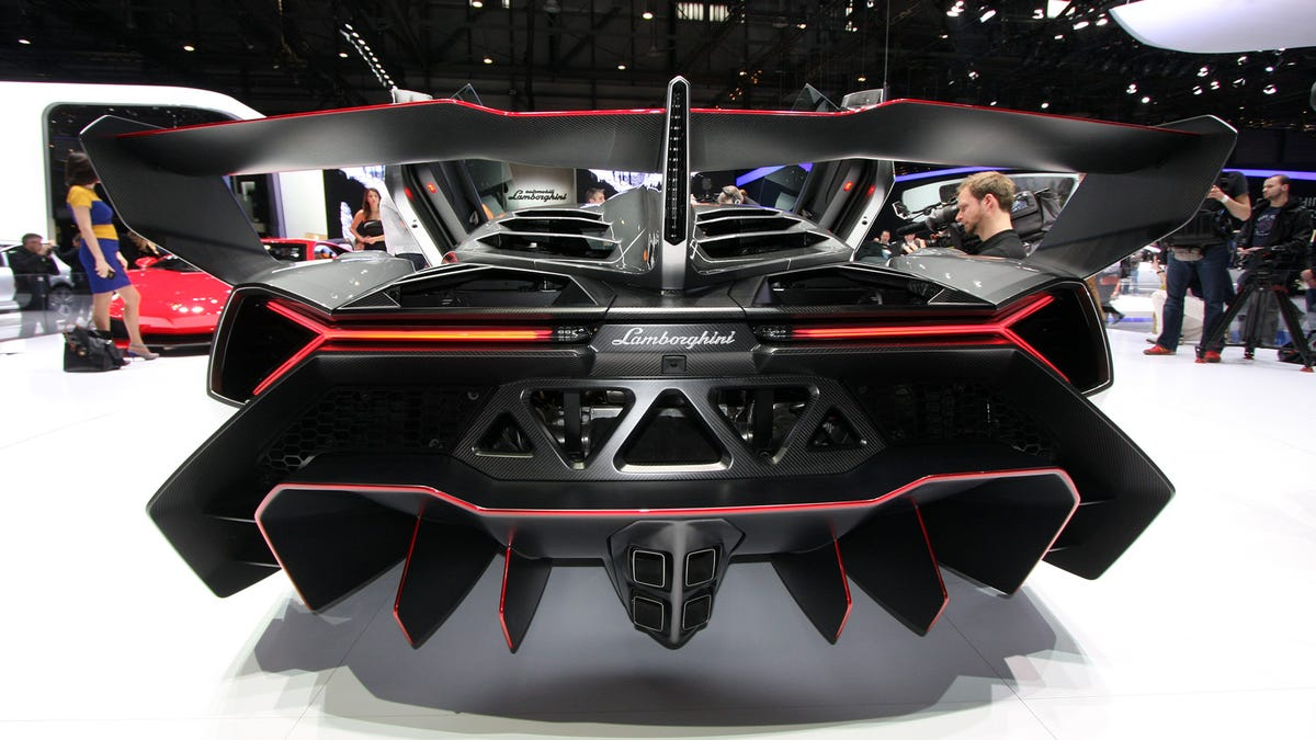Meet The Guys Who Paid 4 Million For The Lamborghini Veneno Before
