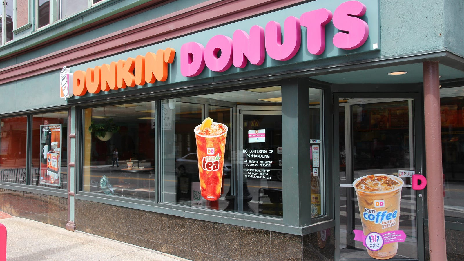 Dunkin Begins Dropping Donuts From Its Name