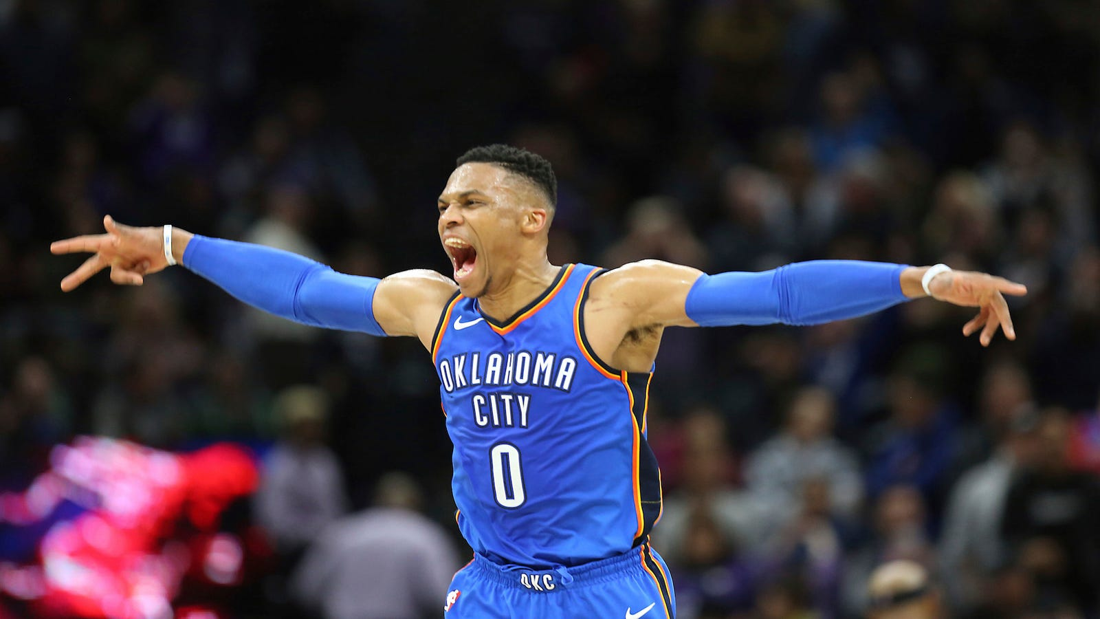Russell Westbrook Downs Kings With Soul-Crushing Buzzer ...