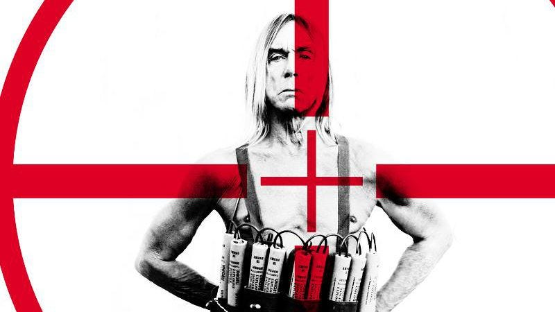 Illustration for article titled The first Iggy And The Stooges record in 40 years is due out this April