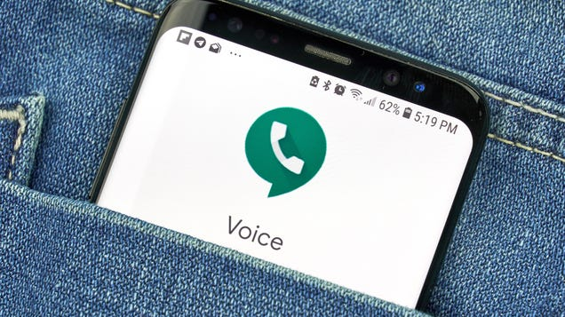 Install the Google Voice App if You Use That Number for Texts