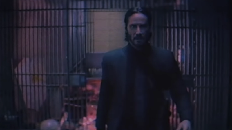 John Wick: Chapter 6, coming to a Blockbuster Video near you.