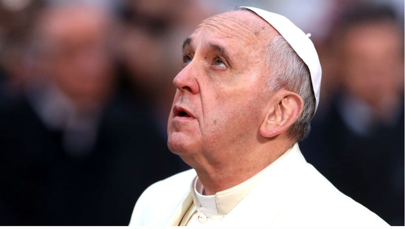 Illustration for article titled Pope Francis Will Absolutely Not Appoint Any Female Cardinals
