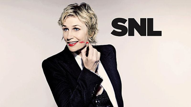 """Illustration for article titled Saturday Night Live: """"Jane Lynch/Bruno Mars"""""""