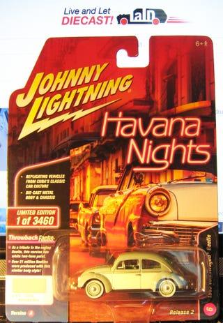 Illustration for article titled Havana Nights!