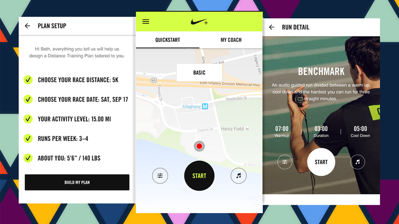 Illustration for article titled Nike+ Running Becomes Nike+ Run Club, Adds Customizable Training Plans
