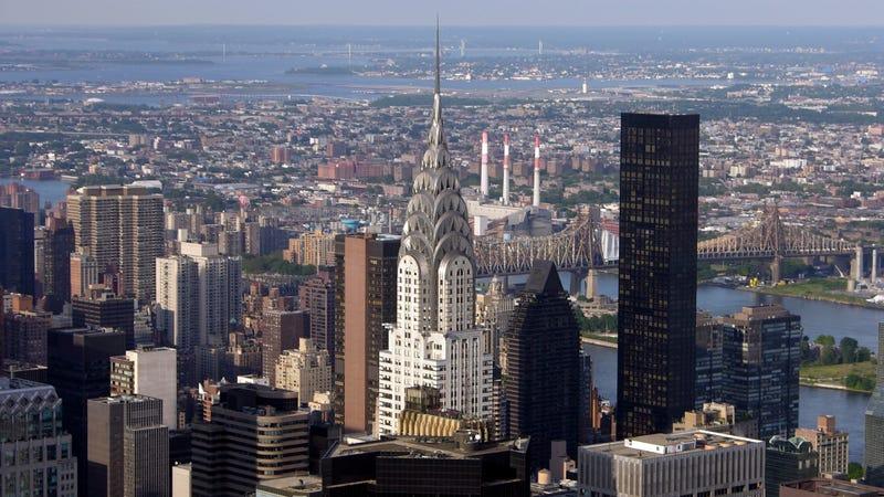 Illustration for article titled Ahora puedes comprar el Edificio Chrysler de Nueva York por menos de lo que pagó su actual dueño