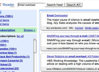 Illustration for article titled Download of the Day:  Google Reader Custom Search (Greasemonkey)