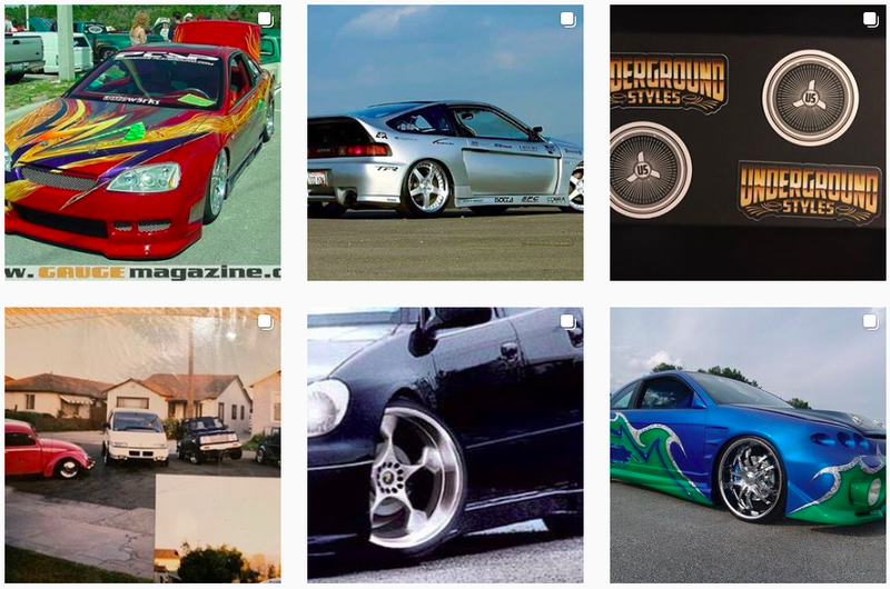 Illustration for article titled Every Car You Thought Time Forgot Lives on This Instagram