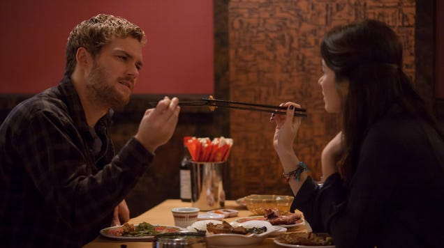 Iron Fist is the first of Netflix's Marvel shows to fall