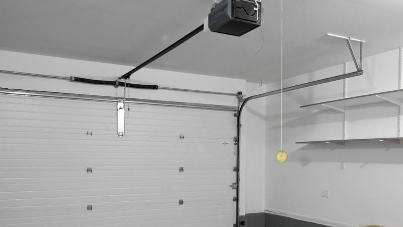 Illustration for article titled Our Best 65 Guesses As To What The Hanging Tennis Ball In Garages Is For