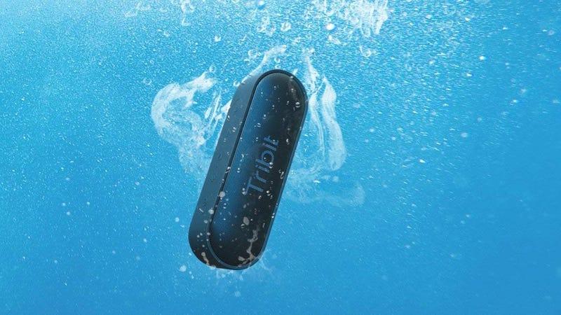 Tribit XSound Go Bluetooth Speaker | $21 | Amazon | Clip the coupon code and use promo code C5RTSSA2