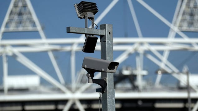 The ACLU Is Taking the Feds to Court Over Face Recognition Surveillance