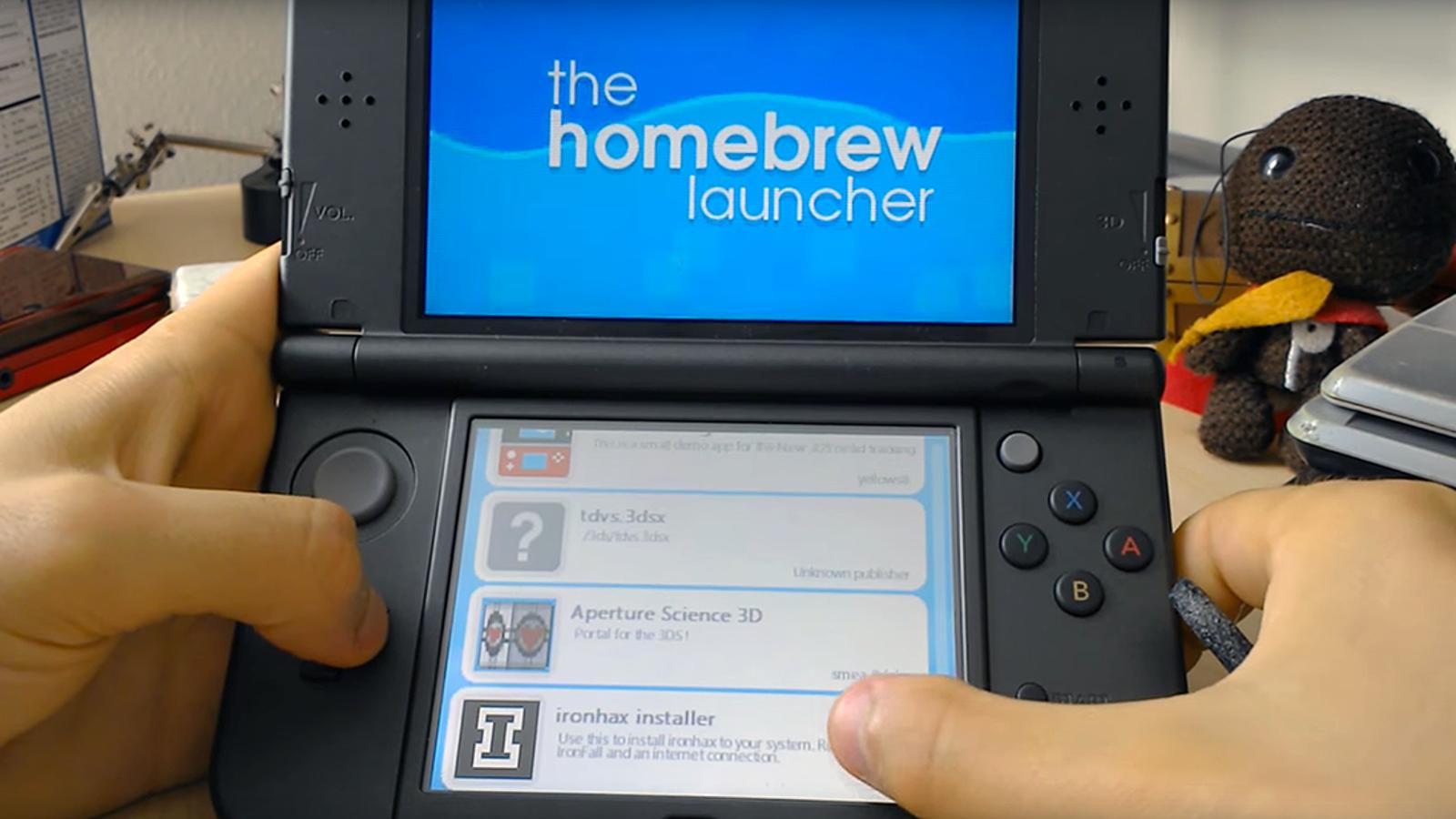 Un fallo en la app de Youtube permite instalar juegos no oficiales en la 3DS
