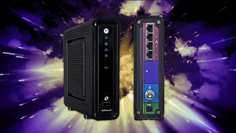 Motorola SB6141 vs SB6121