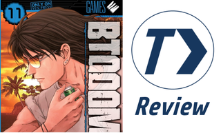 Illustration for article titled BTOOOM! Vol. 11 - Manga Review
