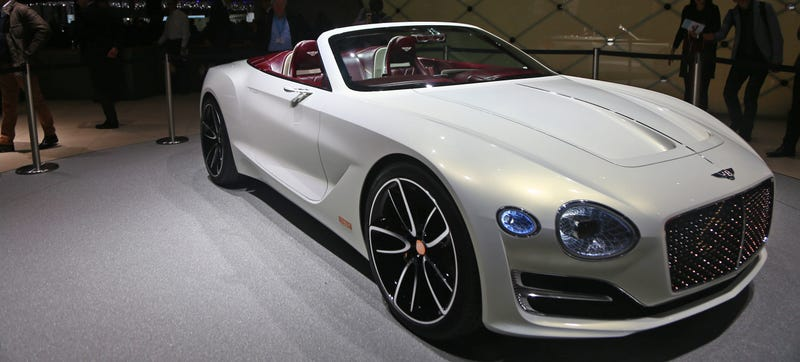 Illustration for article titled If Bentley's Electric Future Looks Like This I'm In