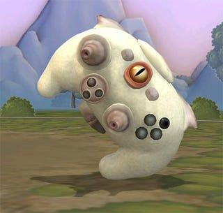 spore creature creator spawns xbox 360 controller