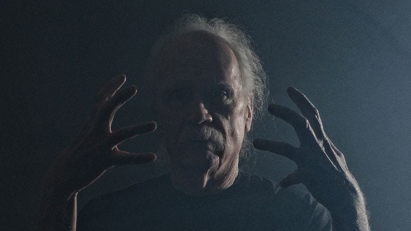Illustration for article titled We picked John Carpenter's brain about horror, Halloween, and video games