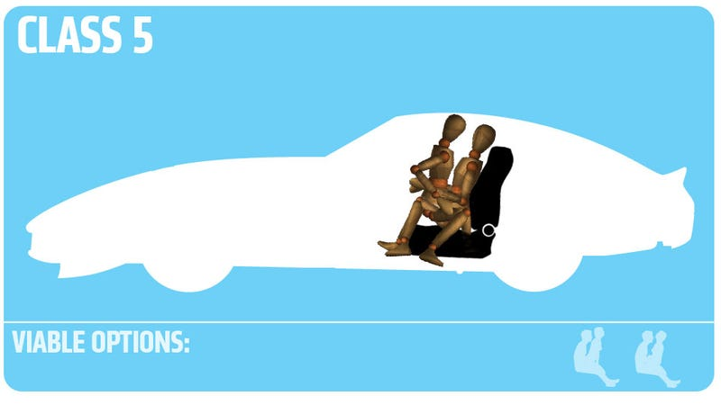 Illustration for article titled What's The Worst Car To Have Sex In?