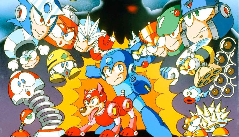 Illustration for article titled How Mega Man Survived Its Creator Leaving Capcom