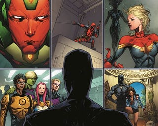 Illustration for article titled All the LGBT Characters in the All-New, All-Different Marvel So Far
