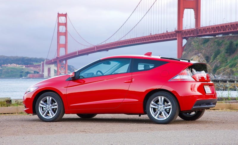 Illustration for article titled Honda Can Kill The Insight, But The CR-Z Needs Another Chance