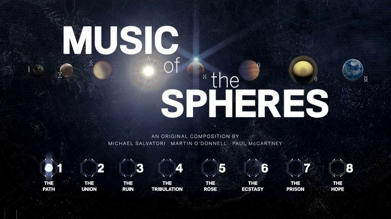 Illustration for article titled Four Years Later, Destiny's Music Of The Spheres Has Leaked [UPDATE]