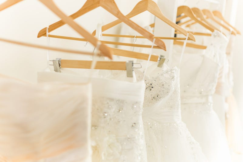 Illustration for article titled Furious Brides Loot Shop That Cheated Them Out Of Wedding Gowns