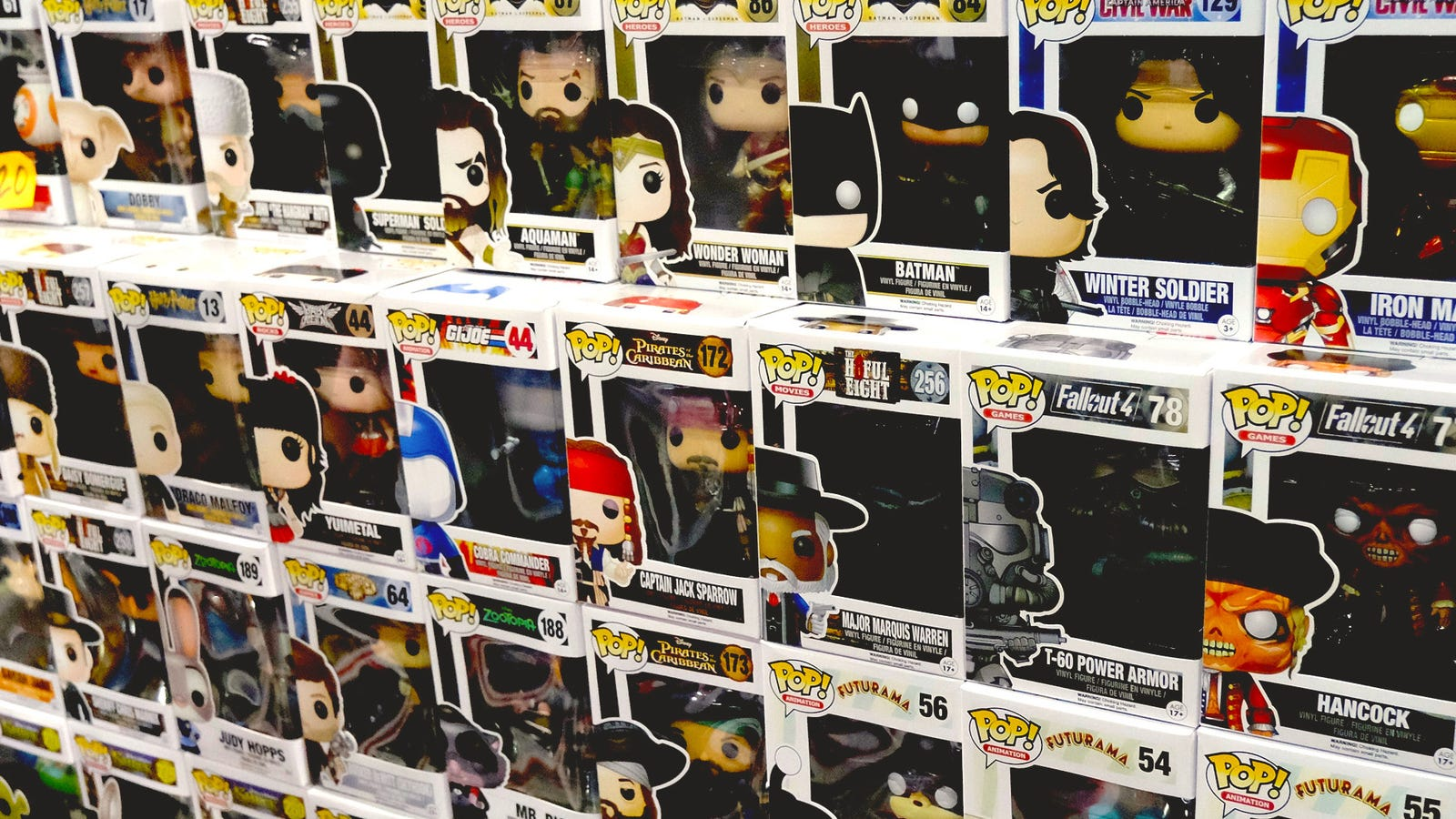 photo image My Love for Funko Pops Is What Made Me Stop Buying Them