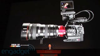 Illustration for article titled Canon C300: A Digital Killer Cam for the Hollywood Set