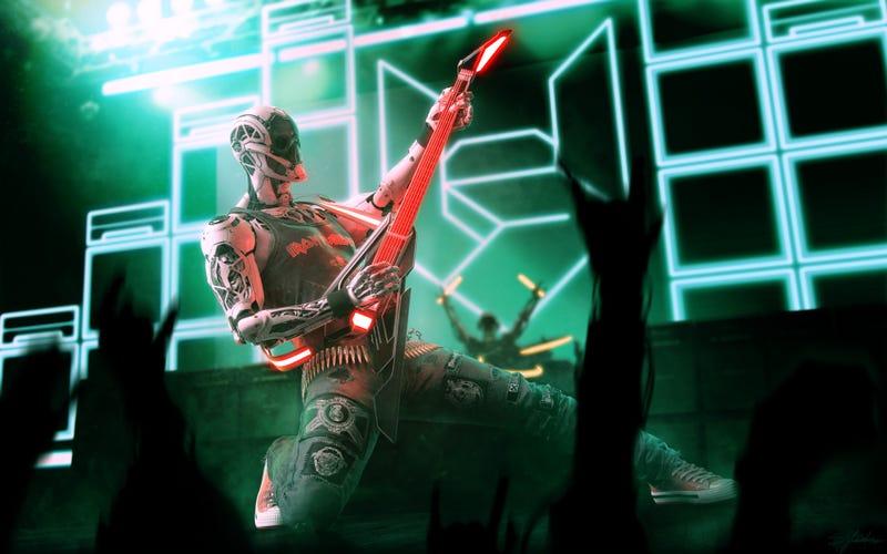 Illustration for article titled Metal