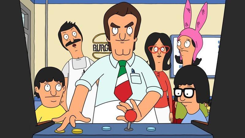 "Illustration for article titled Bob's Burgers: ""Burgerboss"""