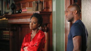 Annalise (Viola Davis) and Nate (Billy Brown) in a scene from ABC's How to Get Away With MurderABC/Tony Rivetti